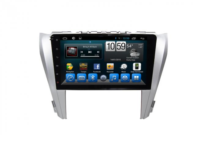 2 Lärm-Touch Screen Autoradio-Toyota Camry DVD Gps-Navigation mit Wifi 3g