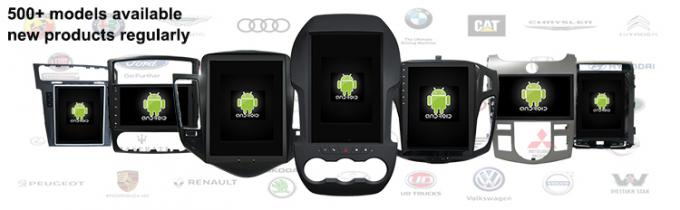 10,1 Zoll-Auto-Multimedia-Navigationsanlage mit doppeltem Lärm-Touch Screen Android