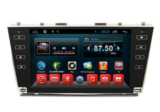 China Radio- Haupt- Einheits-Bluetooth-Navigations-Auto Stereo-Camry/Aurion 2007-2011 fournisseur