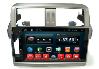 China Navigation Octa-Kern TOYOTAS GPS 3G/4G mit kapazitivem Touch Screen fournisseur
