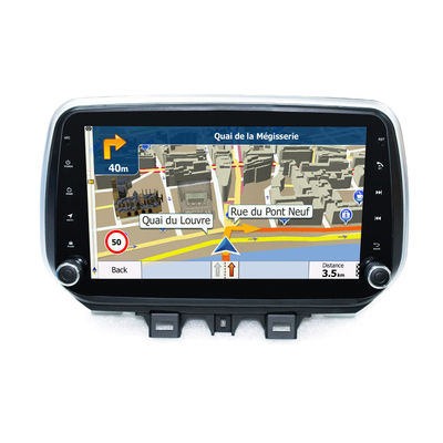 Auto-DVD-Spieler CARPLAY Ix35 Tucson Hyundai Radio-Spiegel-Verbindung Gps-Multimedia-Navigation Carplay FM