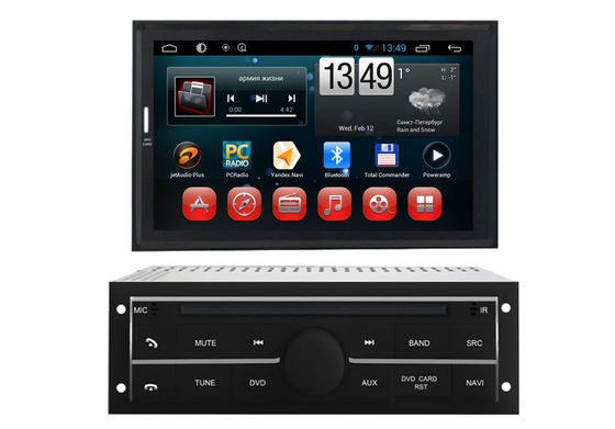 China kapazitiver 8GB Touch Screen MITSUBISHI-Navigator Bluetooth Mitsubishi L 200 Auto DVD GPS fournisseur