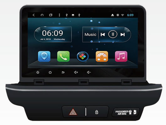 "China Lenkrad-Steuer-KIA-DVD-Spieler 9,0"" Auto Cee'D Android GPS-Navigator 2019 fournisseur"