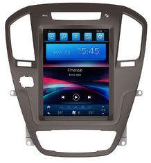 FM-Radio SWC CarPlay Gps-Auto-Navigationsanlage 10,4 königliches Opel Insignia Zoll Builk Tesla 2009-2013