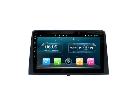 32GB 64GB DVD-Spieler Berlingo, Multimedia-Auto-Navigationsanlage ROMs Citroen 10,1 Zoll