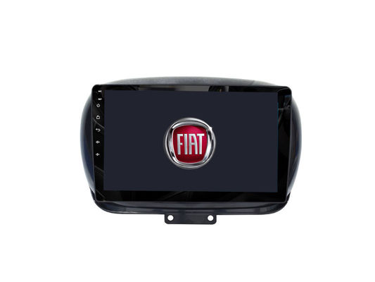 Navigationsanlage-Touch Screen 500X SAT Nav Fiat mit Audio-Video-Player der SIM-Karten-4G