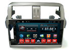 Navigation Octa-Kern TOYOTAS GPS 3G/4G mit kapazitivem Touch Screen