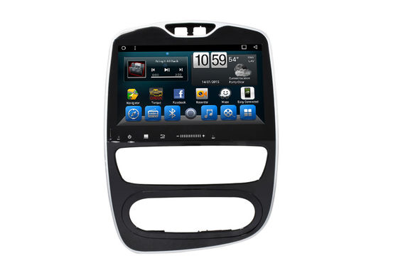 In Radio-Touch Screen Auto-Multimedia-Navigationsanlage 2GB RAM 32GB des Schlag-RDS ROM