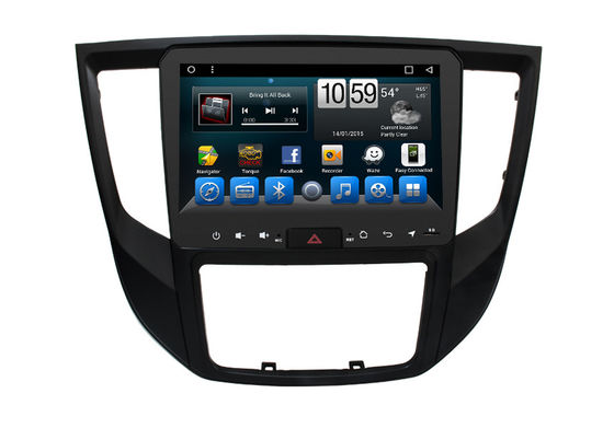 Ulan 2017 2018 Radio-System Android 8,0 des Mitsubishi-Navigator-In-Schlag-RDS